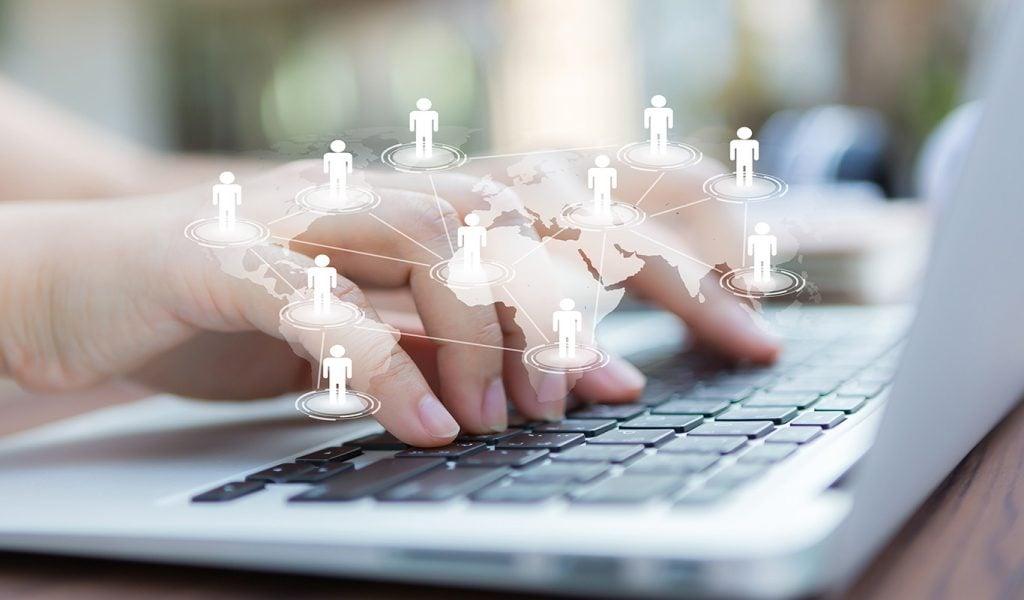 zalo page kết nối mọi người